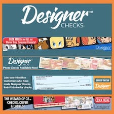 Designer Checks