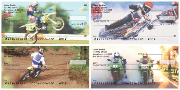 Extreme Motorcycle Races Checks