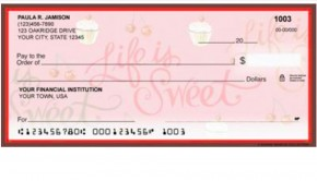 Life is Sweet Checks