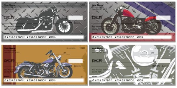 Motorcycle Personal Checks