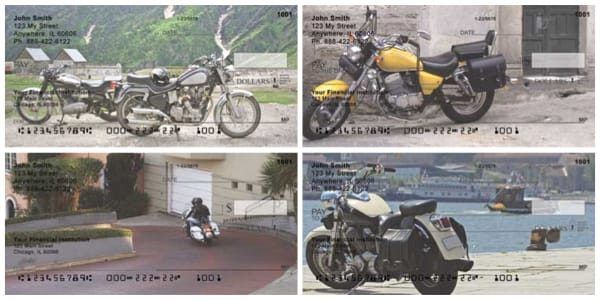 Scenic Cycles Personal Checks