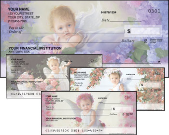 Little Angels Checks - Personal Checks