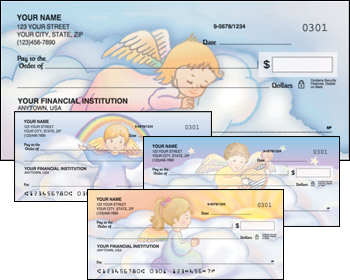 Precious Angels Checks - Personal Checks