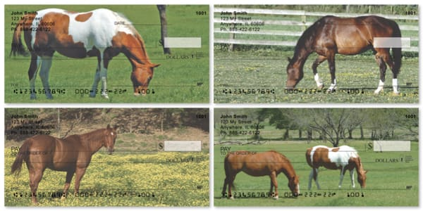 Grazing Green Pastures Horse Checks