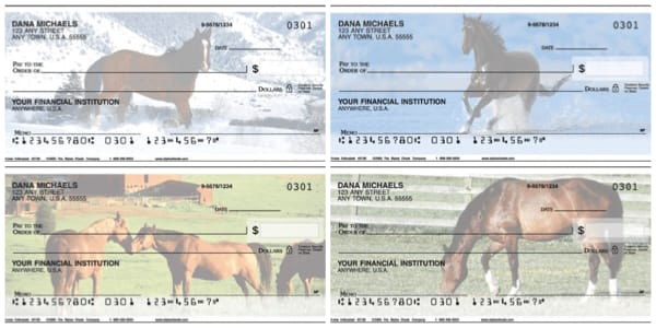 Horse Enthusiast Checks