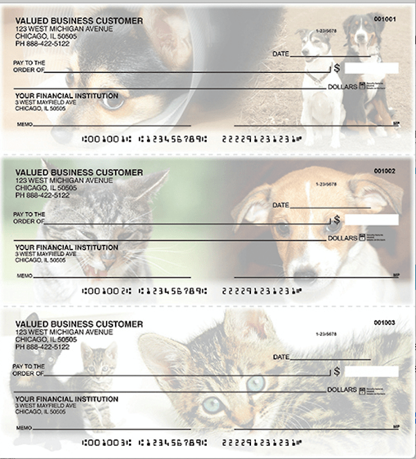 Veterinarian Business Checks