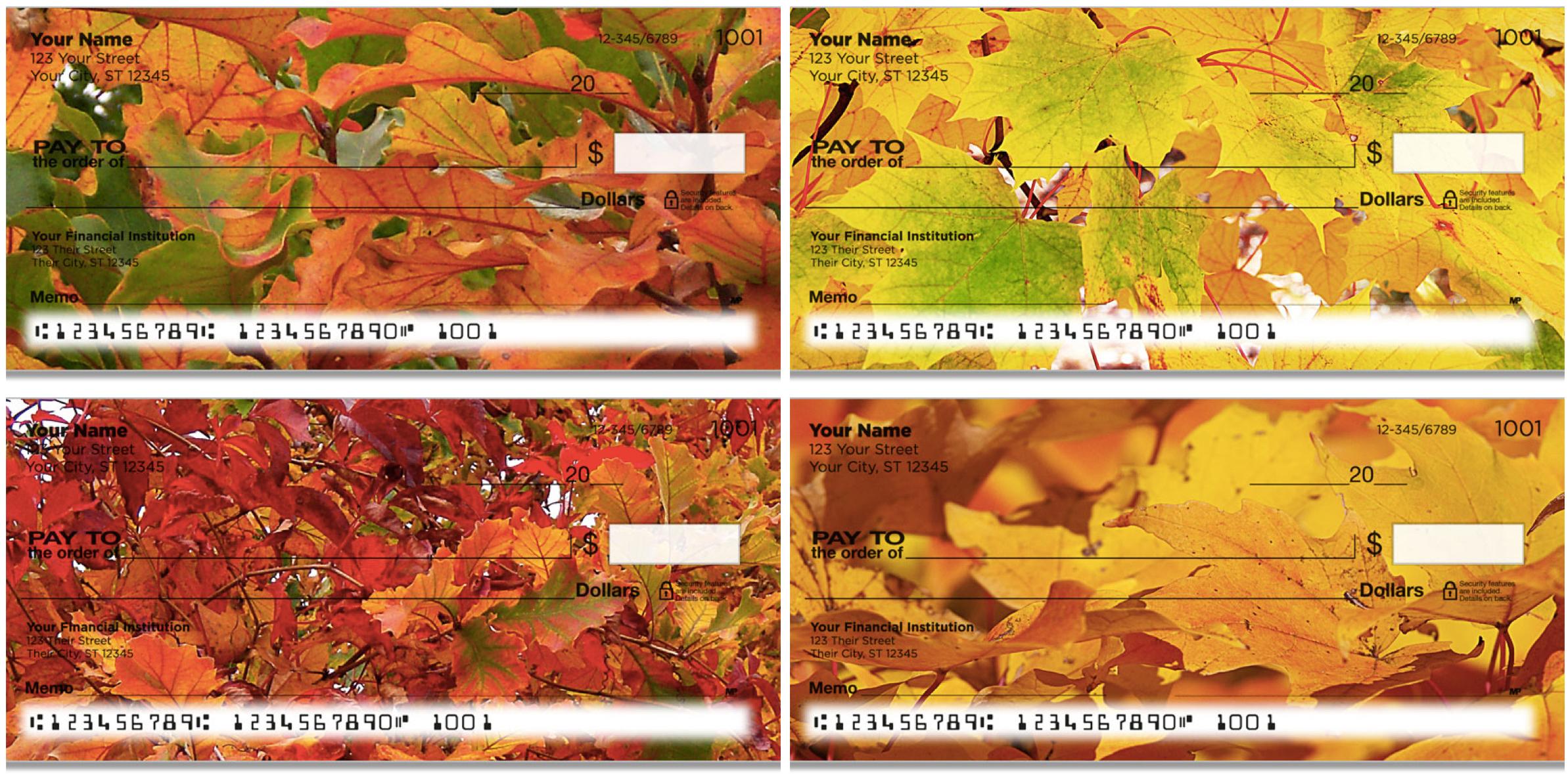 Autumn Brilliance Checks
