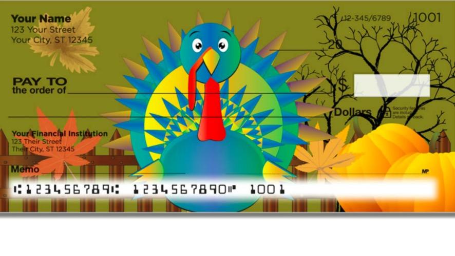 Thanksgiving Checks
