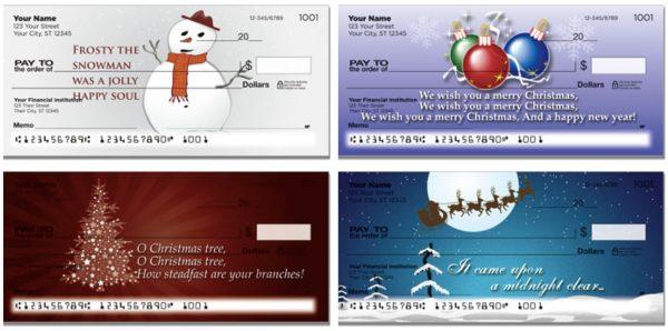 Christmas Carol Checks