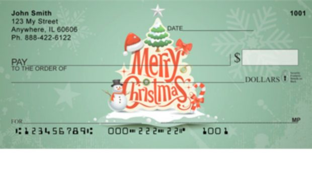 Christmas Checks