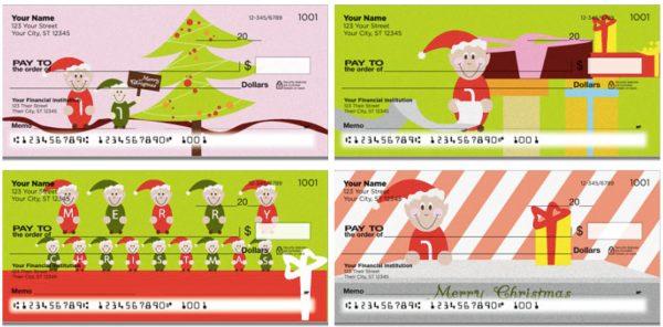 Jolly Elf Checks