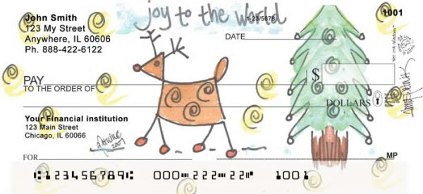 Joy to the World by Amy S. Petrik