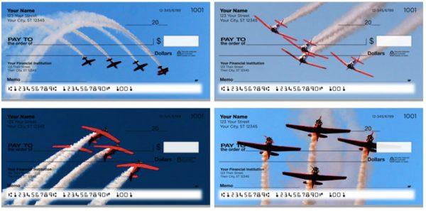 Airplane Aerobatics Checks