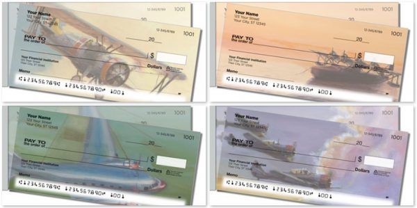 Aviation Art Side Tear Checks