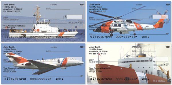 Coast Guard Personal Checks