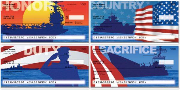 Navy Checks