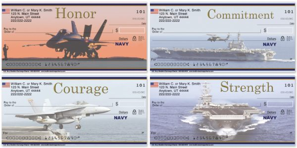 US Navy Personal Checks