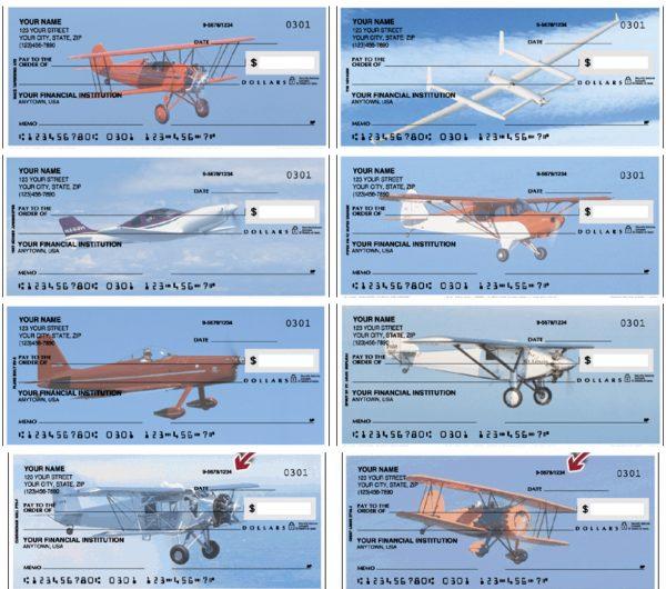 Oshkosh Airplanes Personal Checks