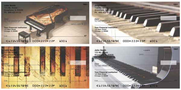 Pianos Personal Checks