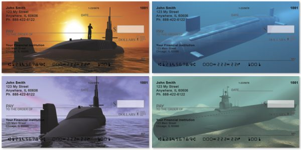 Submarines Personal Checks