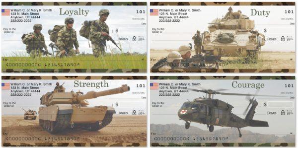 Tour of Duty Personal Checks