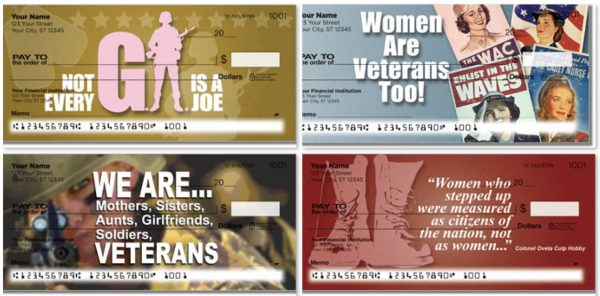 Women's Veteran Checks