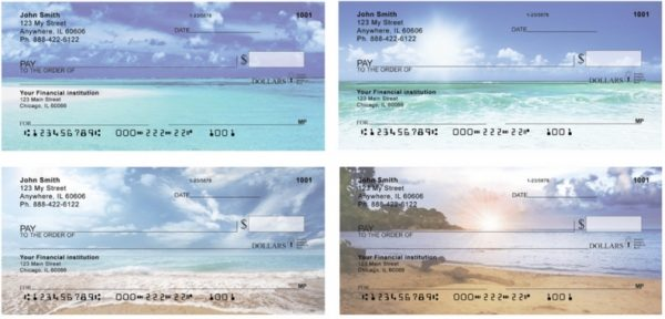 Ocean Views Personal Checks