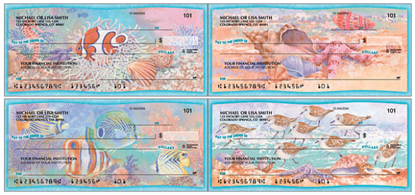 Under the Sea Personal Checks