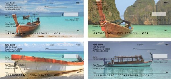 Tropical Boats Personal Checks