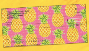 Pineapple Checks