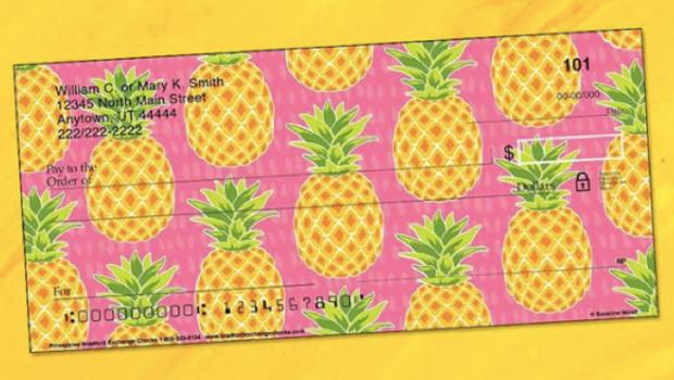 Pineapple Checks