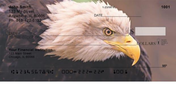 Eagle and Hawk Personal Checks