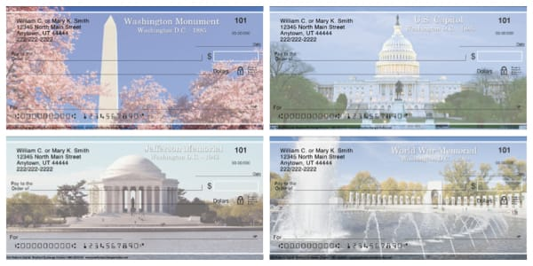 Our Nations Capital Personal Checks
