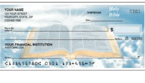 Inspirational Christian Scripture Checks
