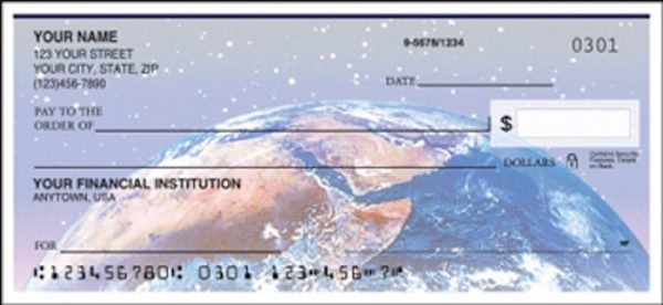 One Earth Personal Checks
