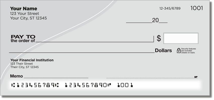 Silver Curve Checks