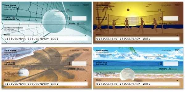Beach Volleyball Personal Checks