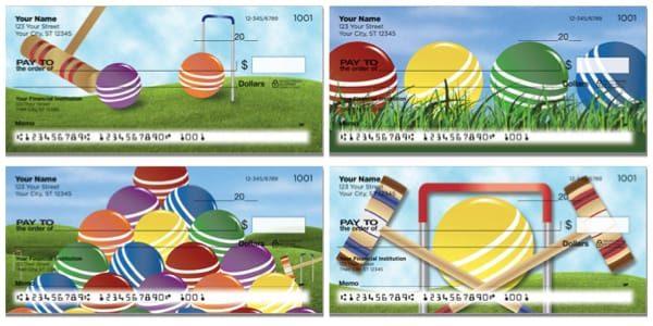 Croquet Personal Checks