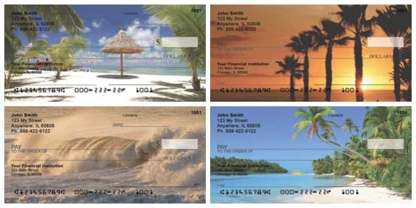 Island Paradise Beach Checks