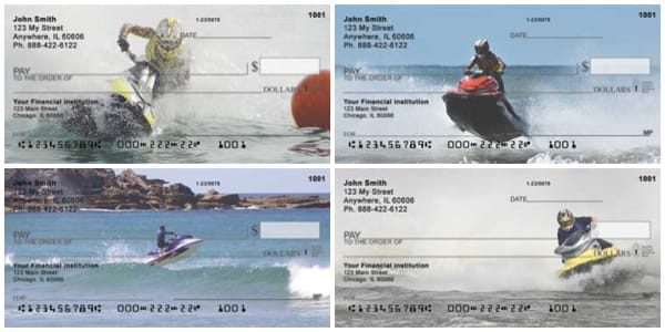 Jet Skis Personal Checks