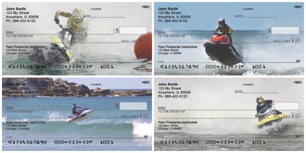 Jet Skis Personal Checks