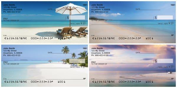 Paradise Beach Awaits Personal Checks