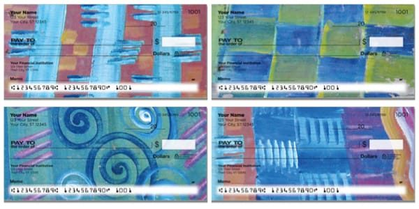 Shades of Summer Personal Checks