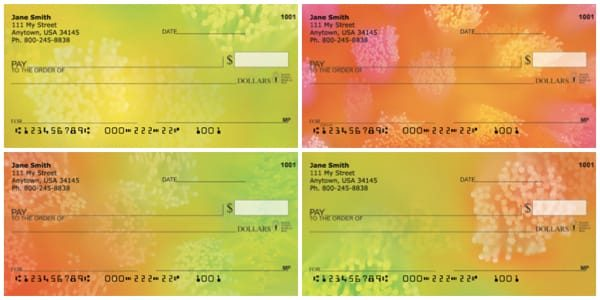 Summer Glow Personal Checks