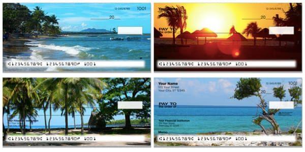 Tropical Coastline Checks