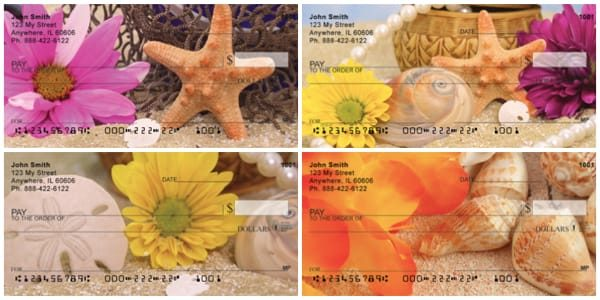 Tropical Treasures Personal Checks