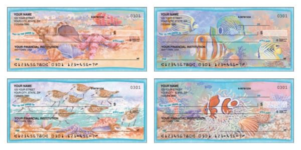 Wonders of the Sea Personal Checks