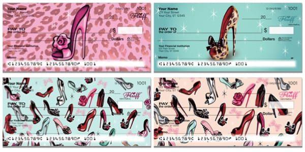 Pinup Shoes Personal Checks