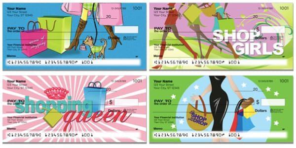 Shopping Queen Personal Checks