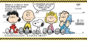 Peanuts Checks